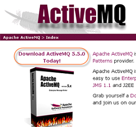 Installing Apache ActiveMQ on Windows - Business Activity