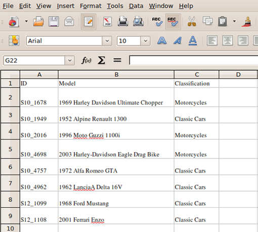 how to create a documentation sheet in excel