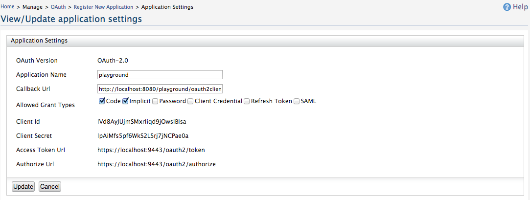 OpenID Connect with the WSO2 Identity Server and WSO2 OAuth2