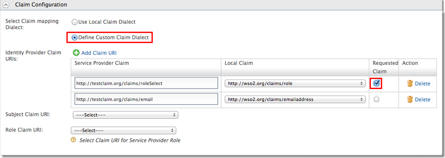 Configuring Single Sign-On with SAML 2 0 - Identity Server 5 0 0