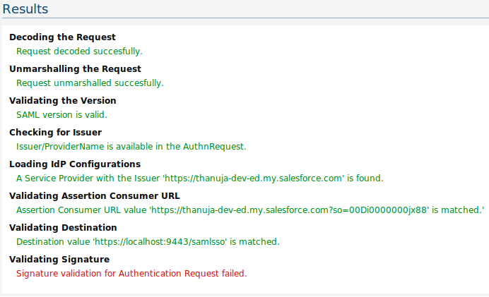 Working with the SAML2 Toolkit - Identity Server 5 0 0