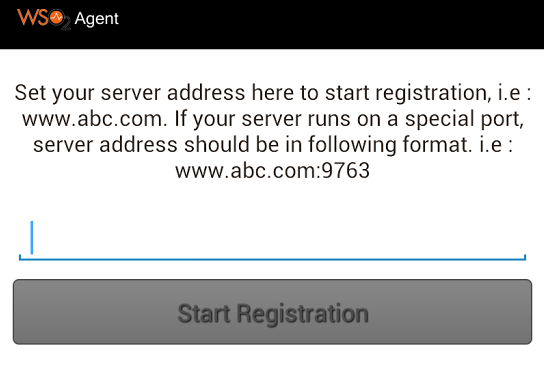 End-user Registering an Android Device - Enterprise Mobility