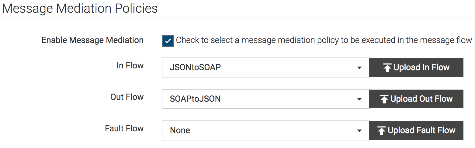 Convert a JSON Message to SOAP and SOAP to JSON - API Cloud