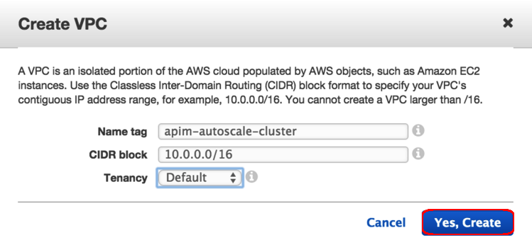 Clustering API Manager in Amazon Web Services - Clustering