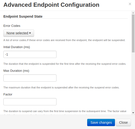 Working with Endpoints - API Manager 1 10 0 - WSO2 Documentation