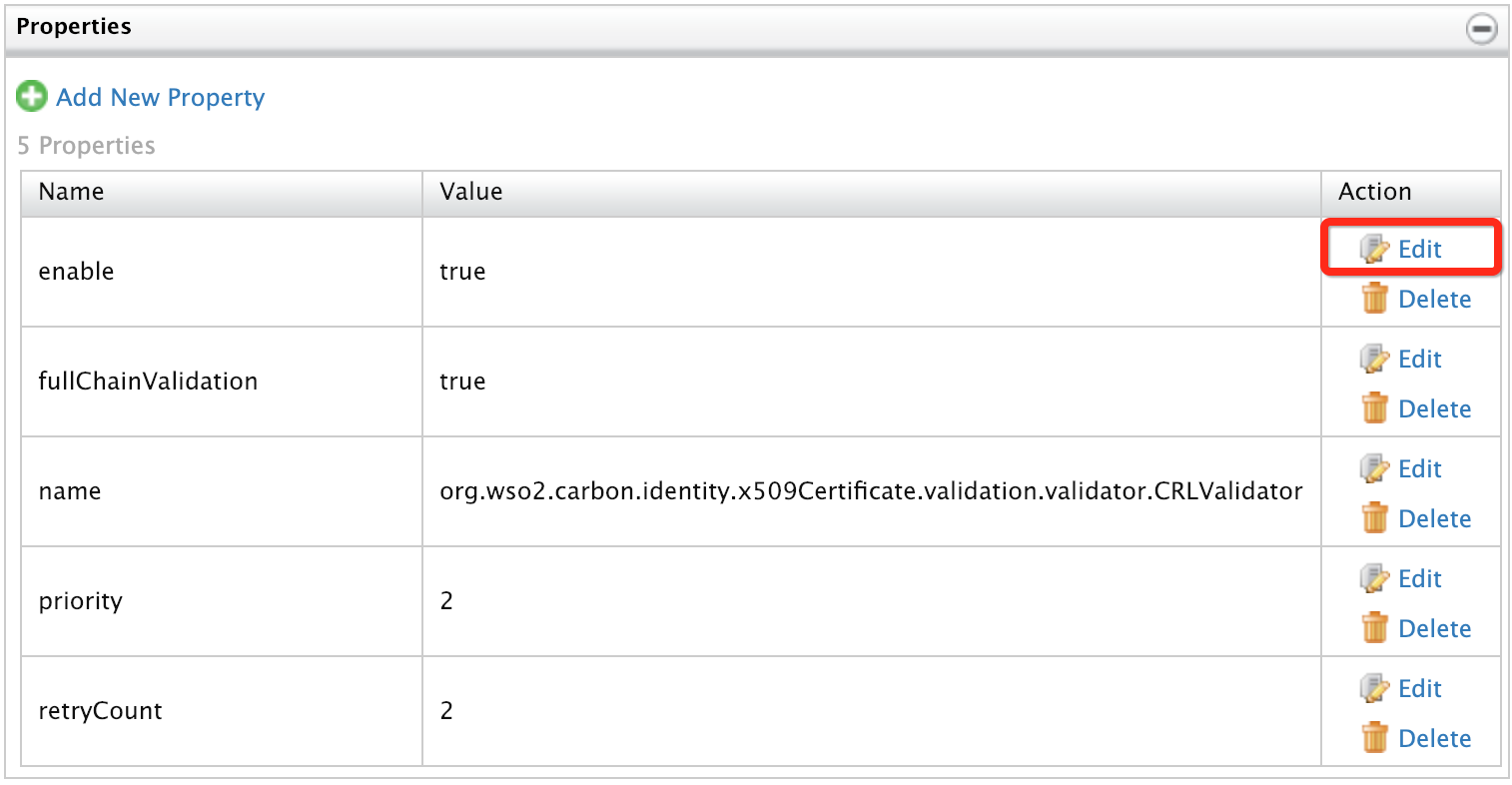 Configuring X509certificate Authenticator Identity Server
