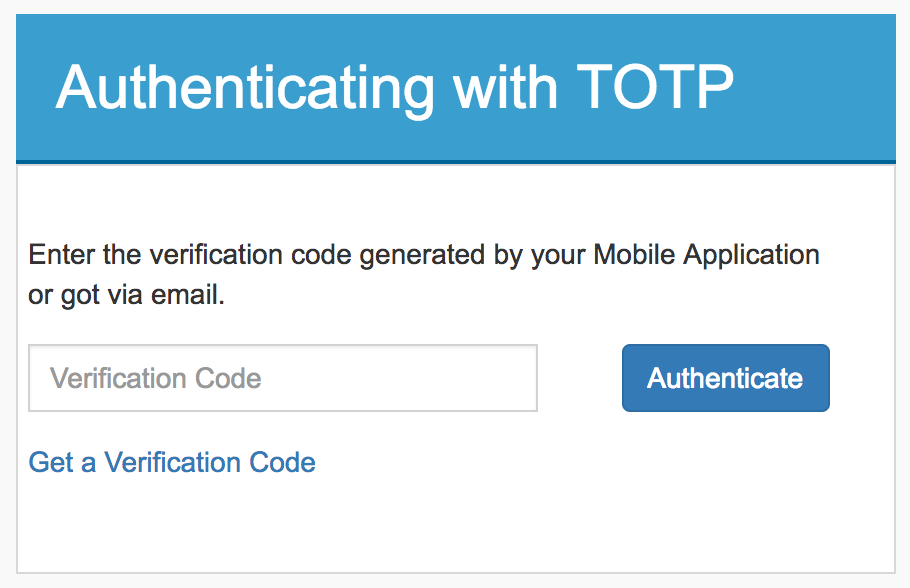 Configuring TOTP Authenticator - Identity Server Connectors - WSO2