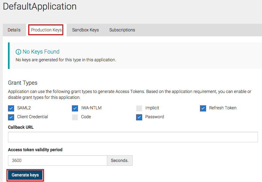 Working with Access Tokens - API Manager 2 1 0 - WSO2