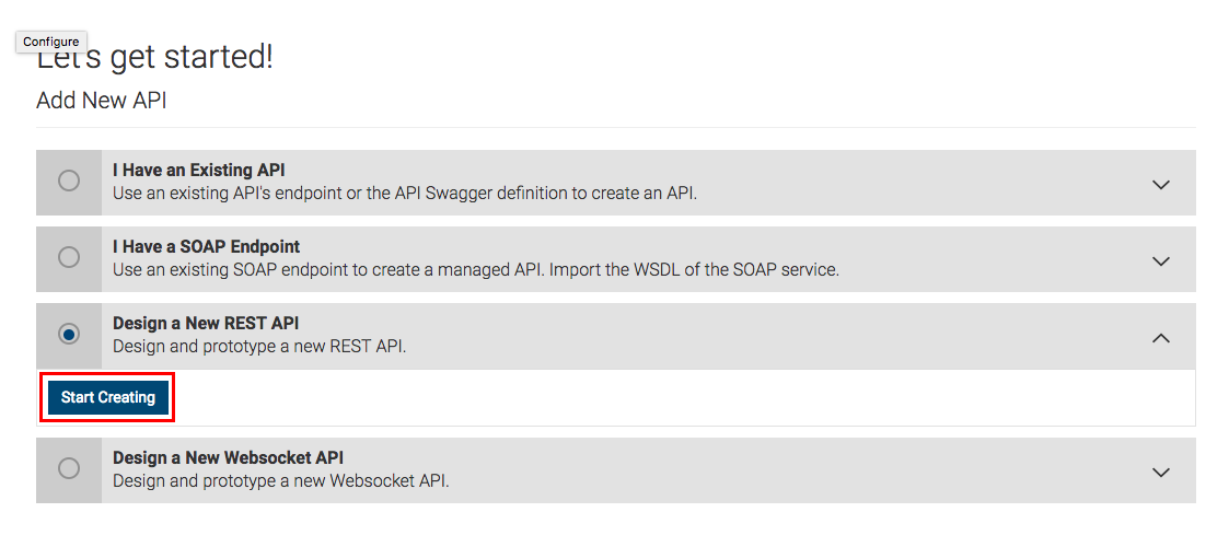 Create APIs using a Swagger URL - API Cloud - WSO2 Documentation