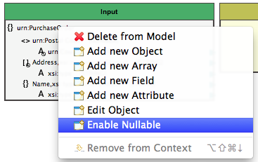 enable nullable element