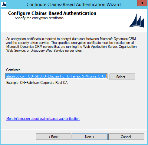 Logging in to Microsoft Dynamics CRM with WS-Federation