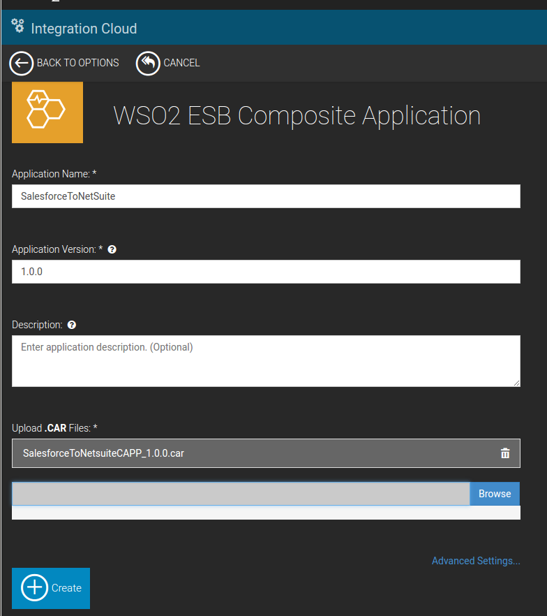 Export Salesforce Accounts to NetSuite - WSO2 Integration