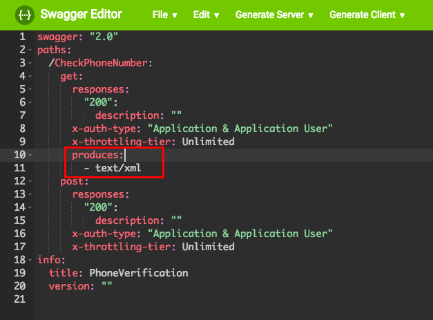 Edit and Consume APIs using Swagger Tools - API Manager 2 2
