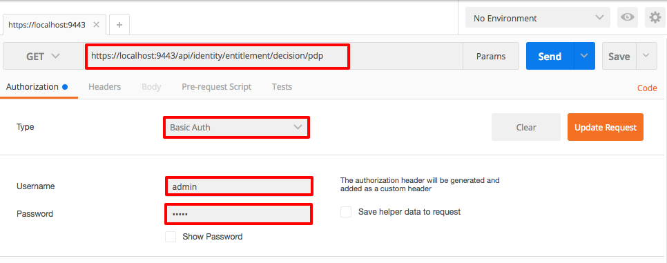 Using REST APIs via XACML to Manage Entitlement - WSO2