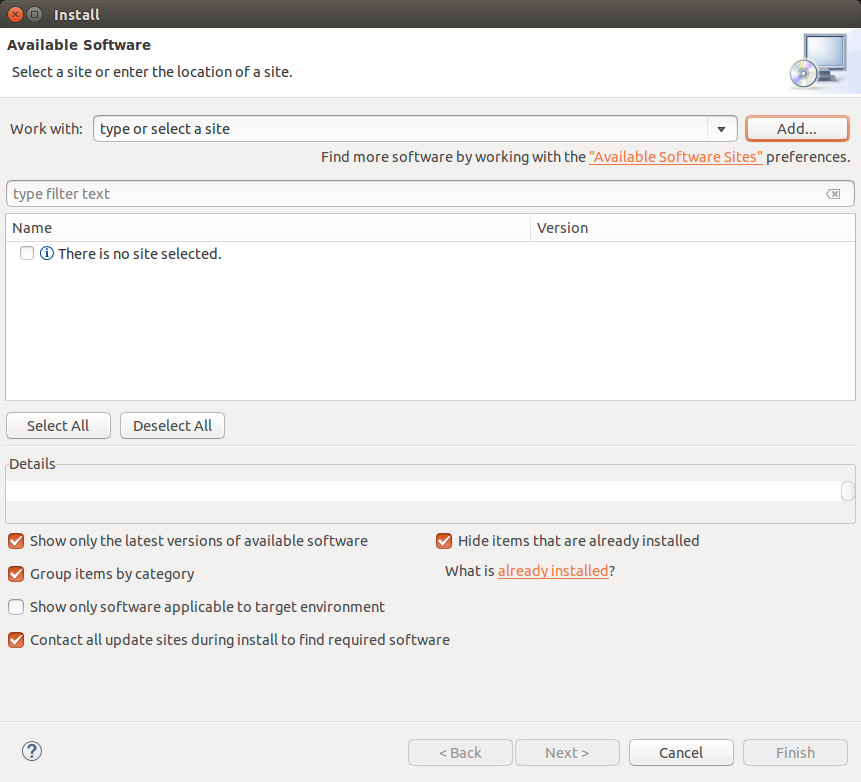 Installing the API Manager Tooling Plug-In - API Manager 2 6