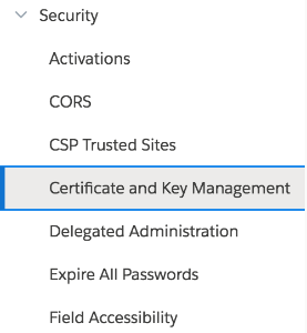 Outbound Provisioning with Salesforce - Identity Server 5 3